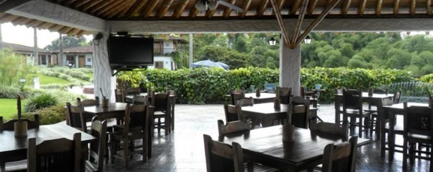 Restaurante. Fuente: casadelosnogales.com